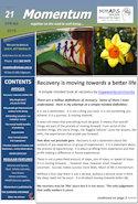 MOMENTUM Newsletter Spring 2019